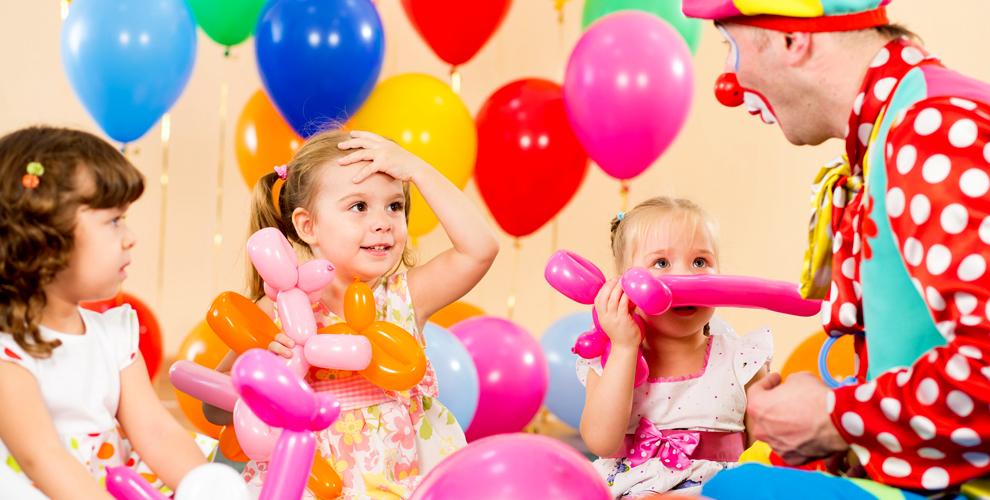 PapinMamin: проведение днярождения, экспресс-поздравление, шар-сюрприз длявзрывания