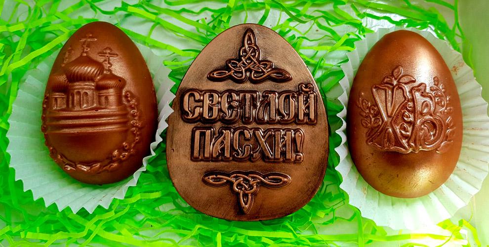«Шоколадная мастерская»: пасхальные наборы ифрукты вшоколаде