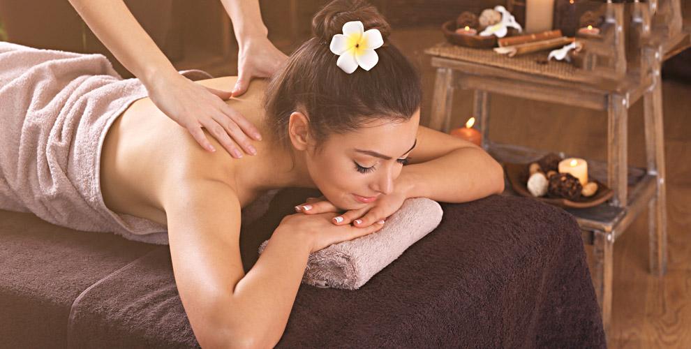 SPA-программы, тайский массаж и не только от салона «Тайские облака»
