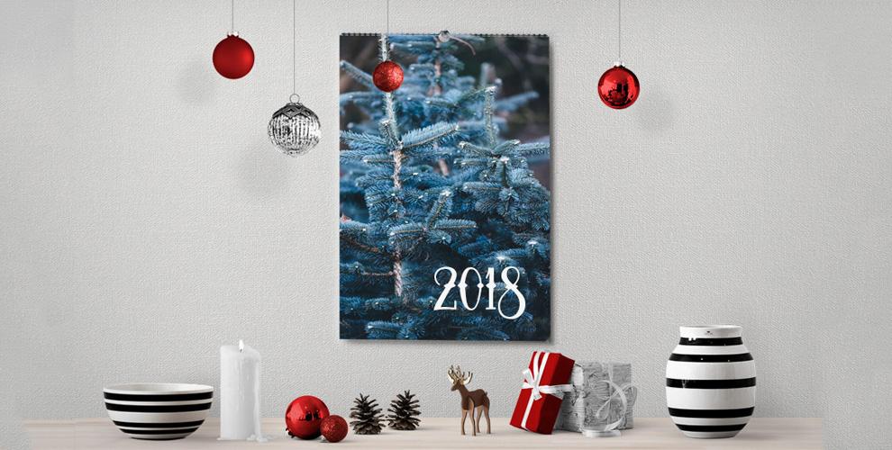 Печать календаря и изготовление кружки с любым изображением от компании CD-City