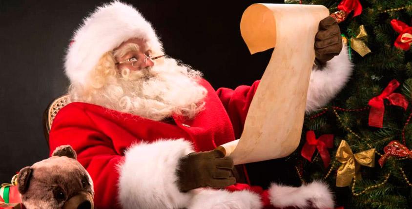 """Именное видео-поздравление от Деда Мороза от компании """"Новогодние поздравления"""""""