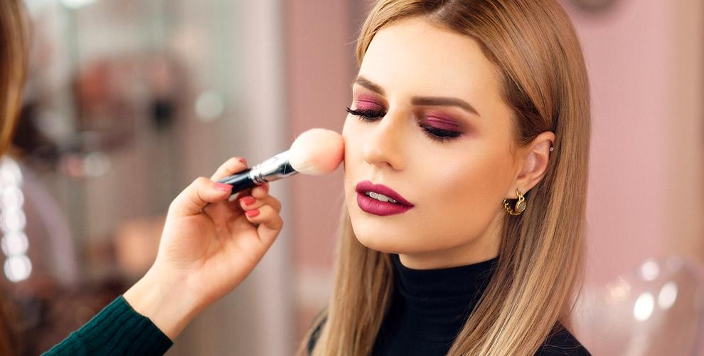 Бесплатный макияж и мастер-класс «Макияж для себя» от визажиста Елены Хлебниковой