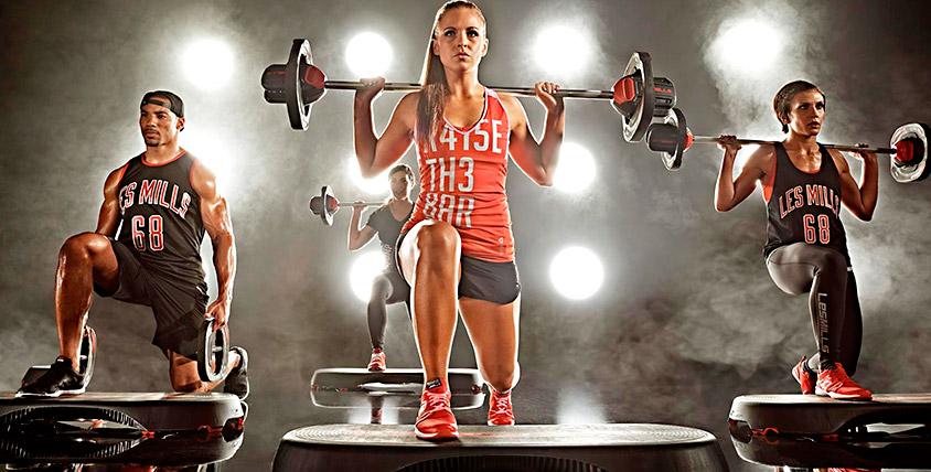 Абонементы на занятия степ-функционалом, силовой аэробикой и TRX в студии Dudoladoff Fitness. Вперед к здоровому телу и духу!