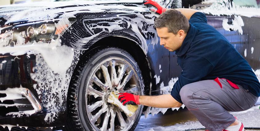 Комплексная и стандартная мойка автомобиля, химчистка салона и защитная полировка в автомоечном комплексе CityFresh