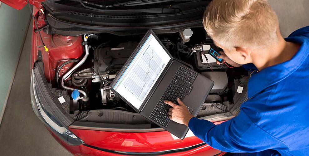 Промывка радиатора печки, компьютерная и инструментальная диагностика автомобиля