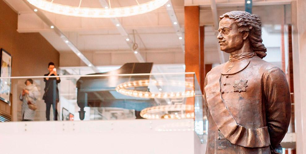 Билеты в международный центр искусств «Главный Проспект»