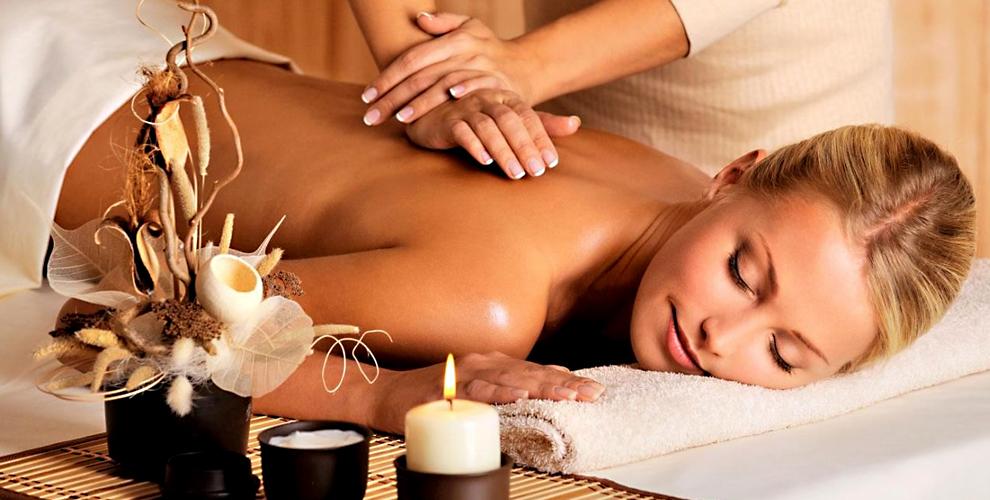 Тайский массаж и SPA-программа в салоне «Сен Сай»