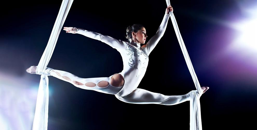 Народная цирковая студия «Веселая арена» приглашает на цирковое шоу «Мечтатели»