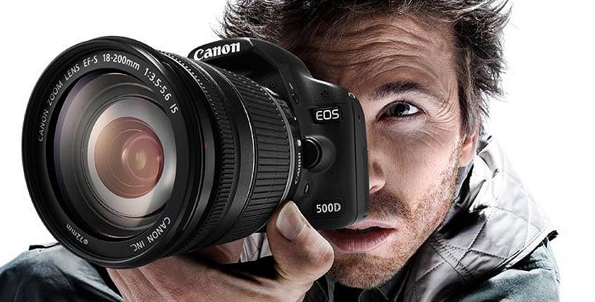 """Фотографами не рождаются - ими становятся в фотошколе NightParty! Ознакомительное занятие и базовый курс """"Основы фотографии"""""""