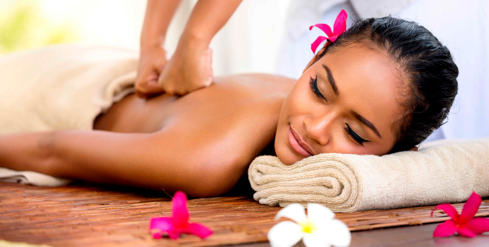 Сеансы массажа и SPA-программы в кабинете массажа Bodi-SPA в отеле VICTORIA