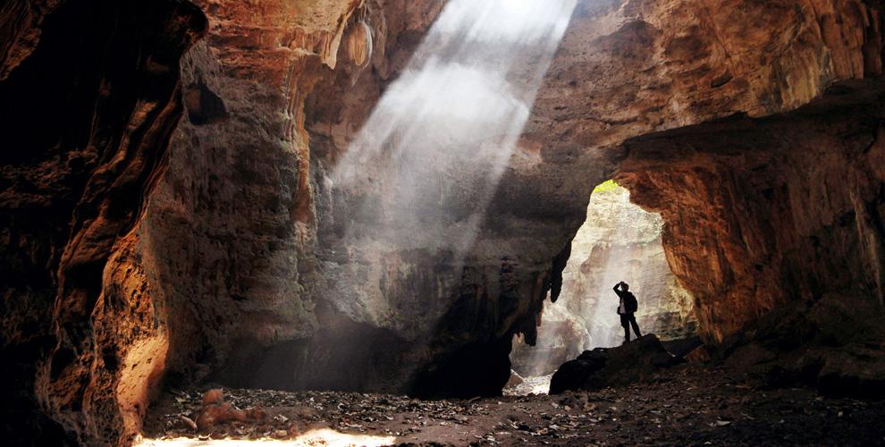 Однодневная экскурсия в Сьяновские пещеры от военно-патриотического клуба «Феникс»