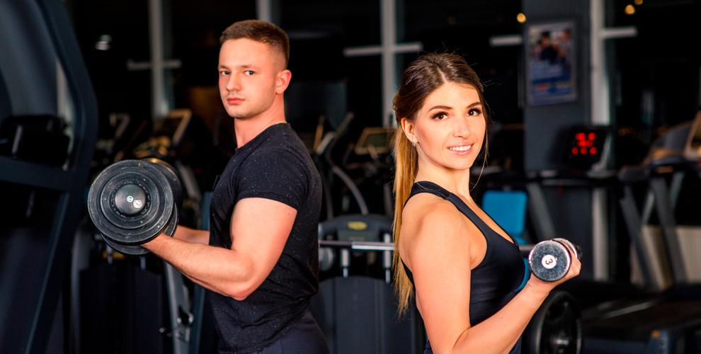 Fitness star: посещение тренажерного зала, групповых программ и сауны