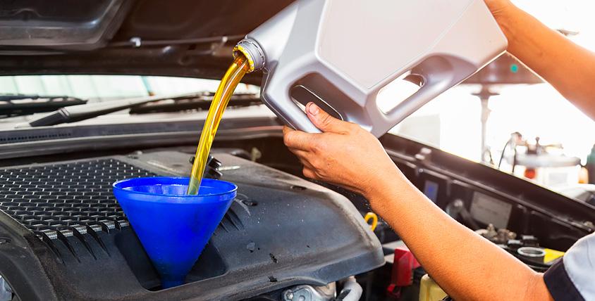 Диагностика ходовой части, замена масла ижидкости вавтосервисе «Подорожник Авто»