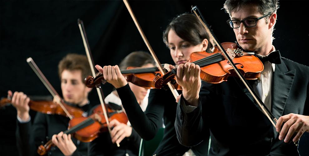 Международный центр музыкального искусства: концерт «Огонь, вода и медные трубы»