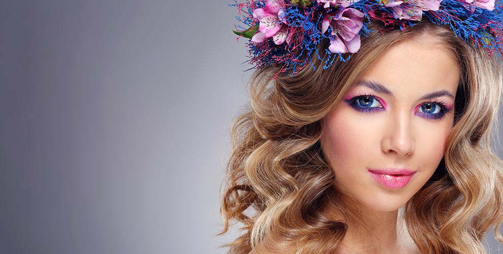 Макияж любой сложности, курс «Макияж длясебя» встудии визажа Hair&Beauty Room