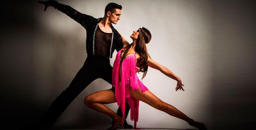 Латиноамериканские танцы в студии Arena Dance Club