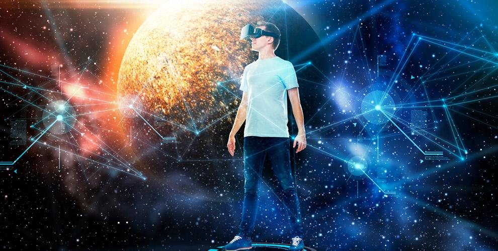 Игры вочках виртуальной реальности вклубе «Гравити-17»