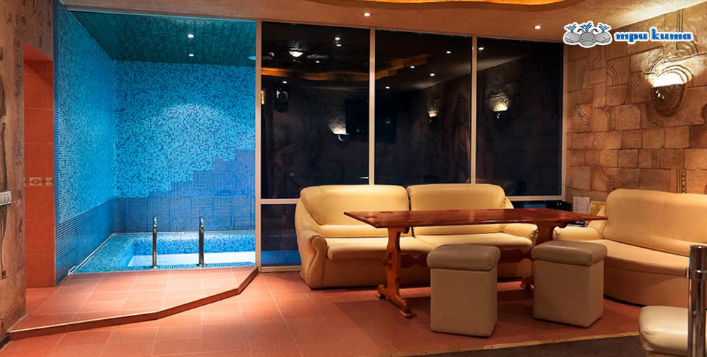 """Посещение залов на выбор в гостинично-оздоровительном комплексе """"Три кита"""""""