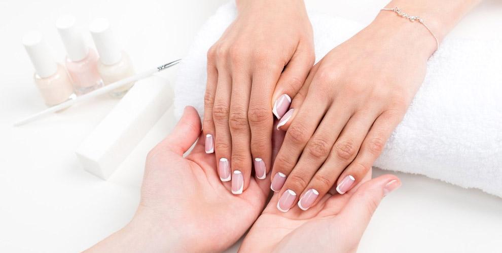Парафинотерапия рук, маникюр, педикюр и покрытие гель-лаком в cалоне Sisters