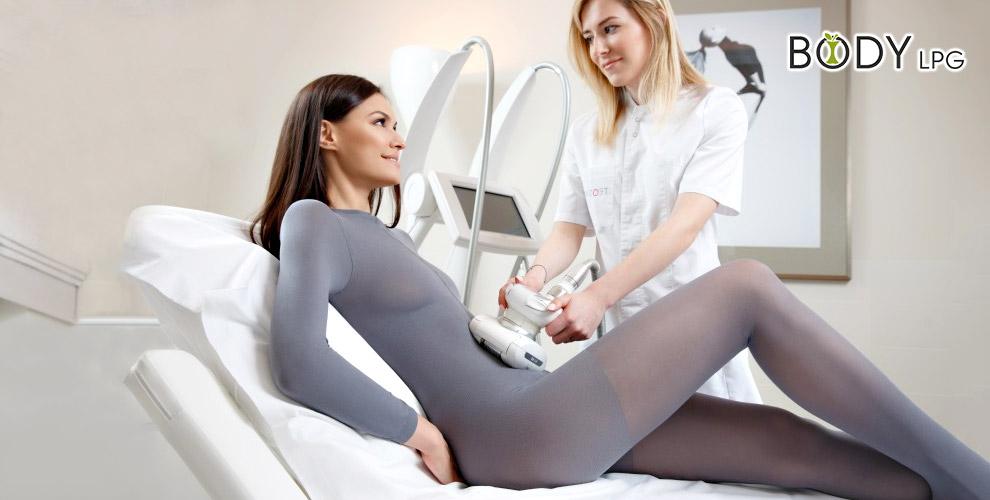 Лазерная эпиляция, программы похудения, миостимуляция и другое в студии Body LPG
