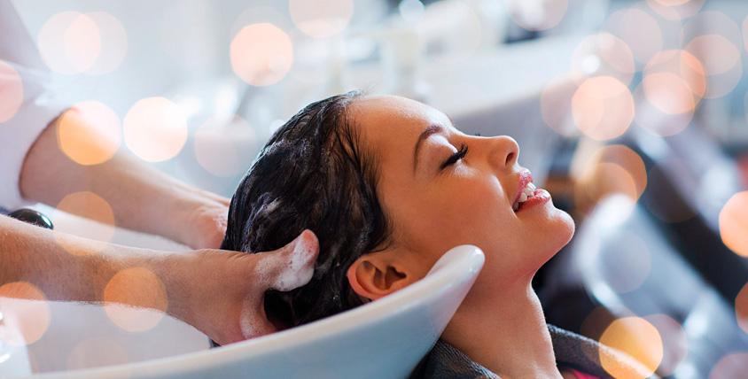 """Стрижка, процедура """"Глубокое восстановление волос"""" и не только в салоне красоты """"Мания"""""""