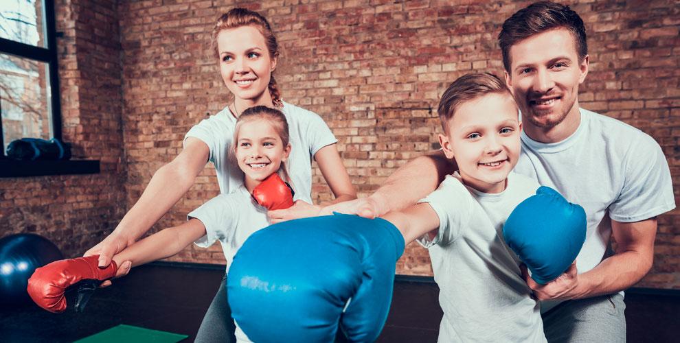 ДЮСЦ: занятия единоборствами илипосещение детского тренажерного зала