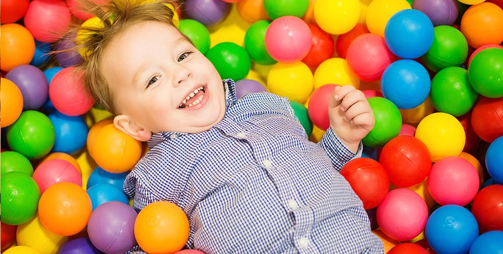 Аренда детской игровой комнаты от агентства «Непоседы»
