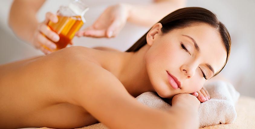 """Безграничное удовольствие! SPA-программа """"Шелс-релакс"""", тайский oil-массаж всего тела и не только в SPA-салоне AmanDelice"""