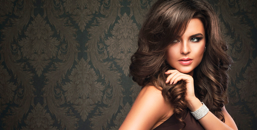 Стрижка, окрашивание на выбор и укладка волос в мастерской красоты Ольги Потаповой