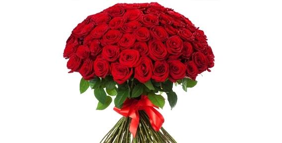 """Кустовые розы и гвоздики, ирисы, тюльпаны, альстромерии, эустомы, герберы, каллы, гладиолусы и пионы от сети цветочных салонов """"Лаванда"""""""