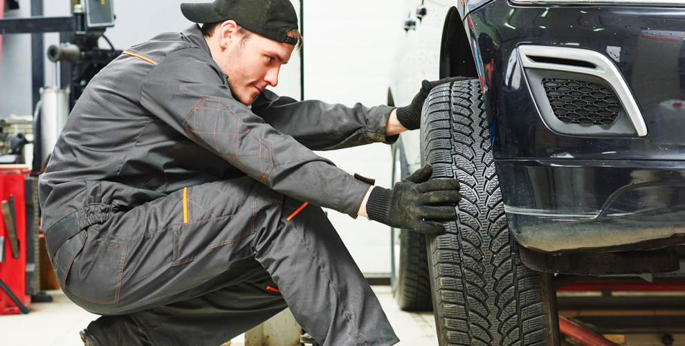 Шиномонтаж Co-Ch: заправка кондиционера, забортовка, разбортовка, балансировка колес