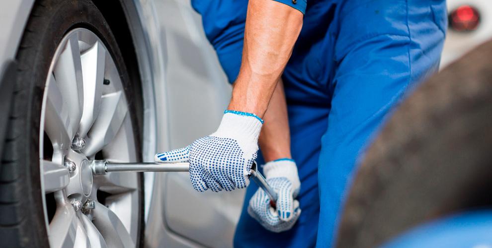 «Старт»: шиномонтаж легковых автомобилей, кроссоверов и внедорожников
