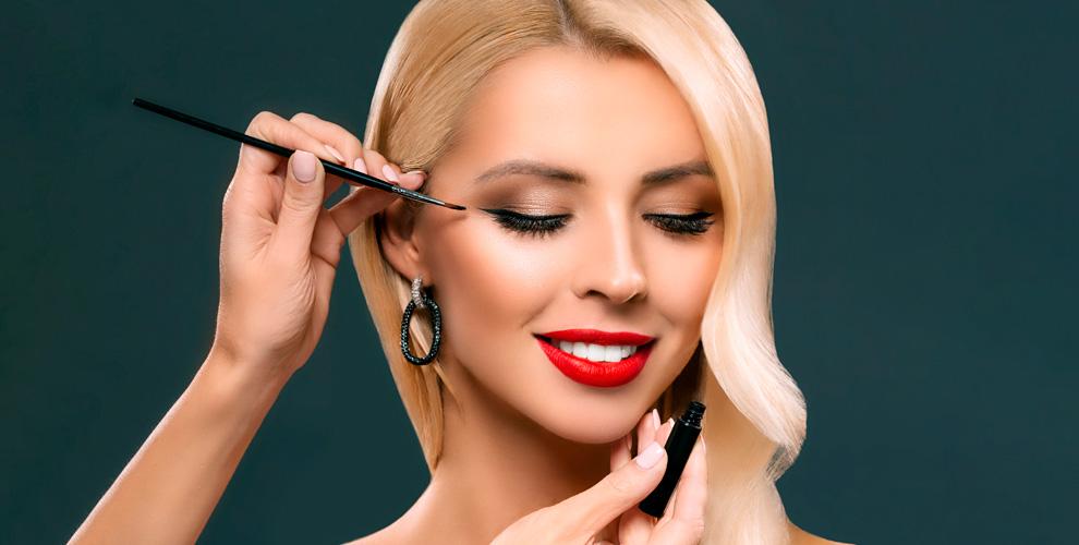 Профессиональный визажист Кристина Костенко: макияж, коррекция формы бровей и другое