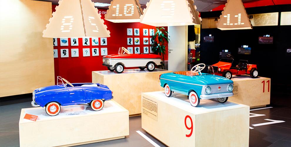 Билеты и экскурсия «Анатомия автопрома» в музее автомобильных историй