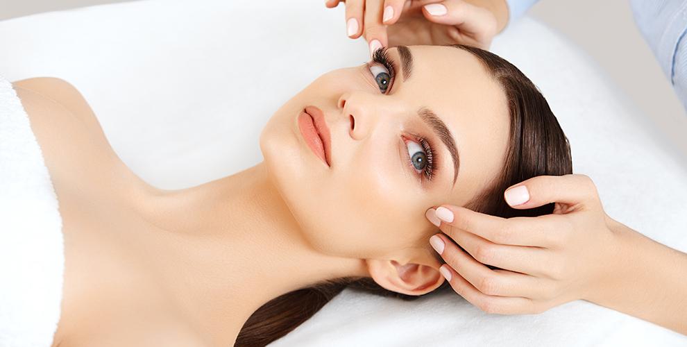 Консультация косметолога, чистки лица, RF-лифтинг, пилинг вцентреBona Fide