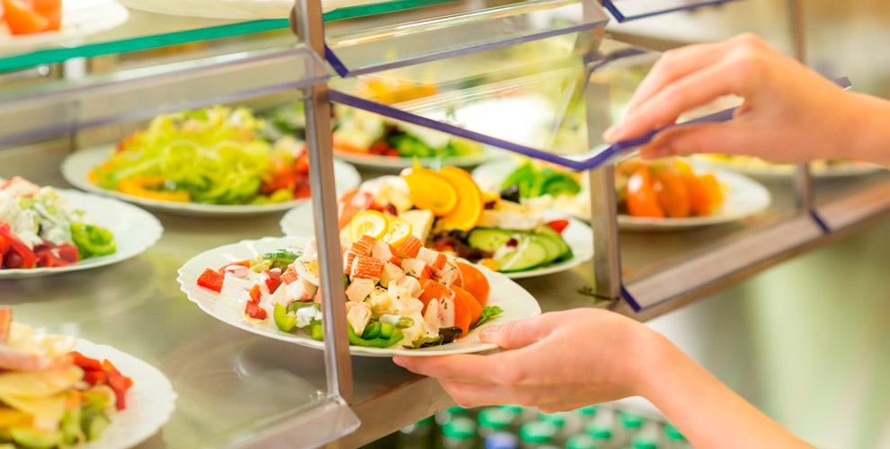 «Вкусная столовая»: салаты, супы, гарниры, блюда изсвинины, говядины икурицы