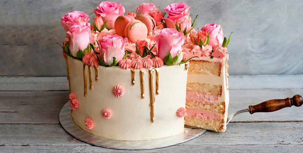 Изготовление торта от кафе «Экспресс»