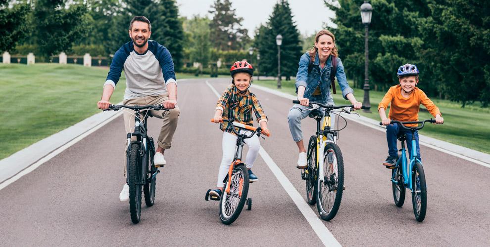 «Сказка»: прокат велосипедов длядетей ивзрослых