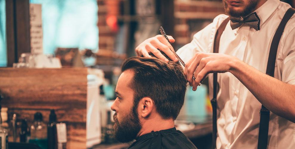 Барбер-клуб KINGSMAN: оформление икоррекция бороды, стрижки, камуфляж седины