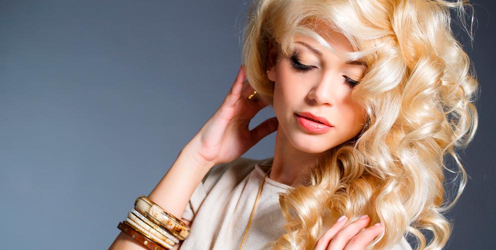 Стрижка горячими ножницами, шелковое обертывание волос исолярий всалоне «Катарина»