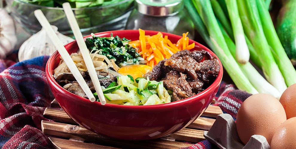 Рамен, чапче, удон иещё7блюд изменю кафе корейской кухни «Сеул»