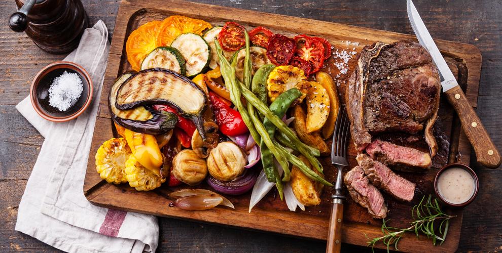 Gastrobar 12,5°: меню роллов и суши-сетов, закуски, основные блюда, салаты, десерты