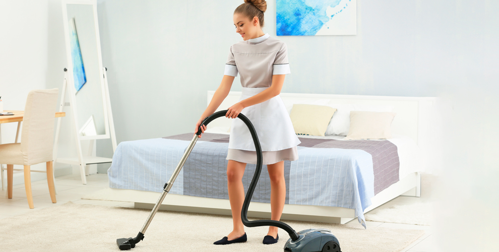 Комплексная уборка квартиры от клининговой компании «Аквамарин»