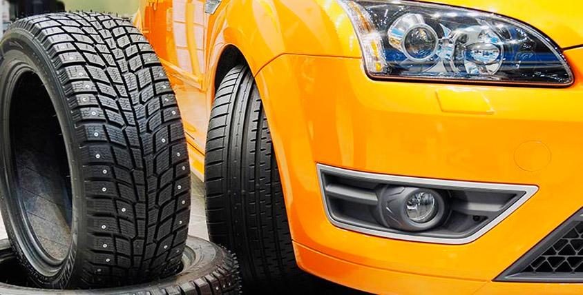 Шиномонтаж 4 колес и сезонное хранение шин в автосервисе Avtokondei.ru