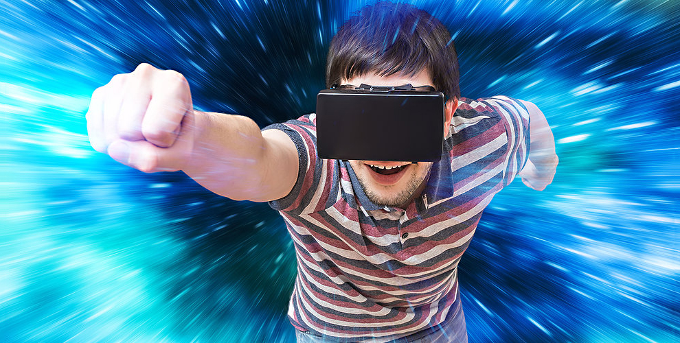 Игры в шлеме и аренда клуба виртуальной реальности VR №1