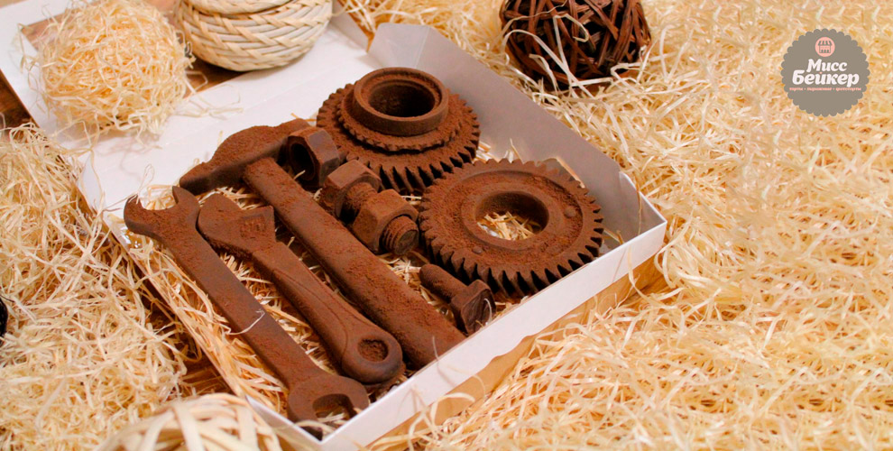 Шоколадные наборы вкондитерской «Мисс Бейкер»