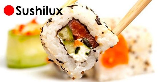 Роллы, суши, гунканы, горячее и салаты. Все японское меню от ресторана доставки Sushilux