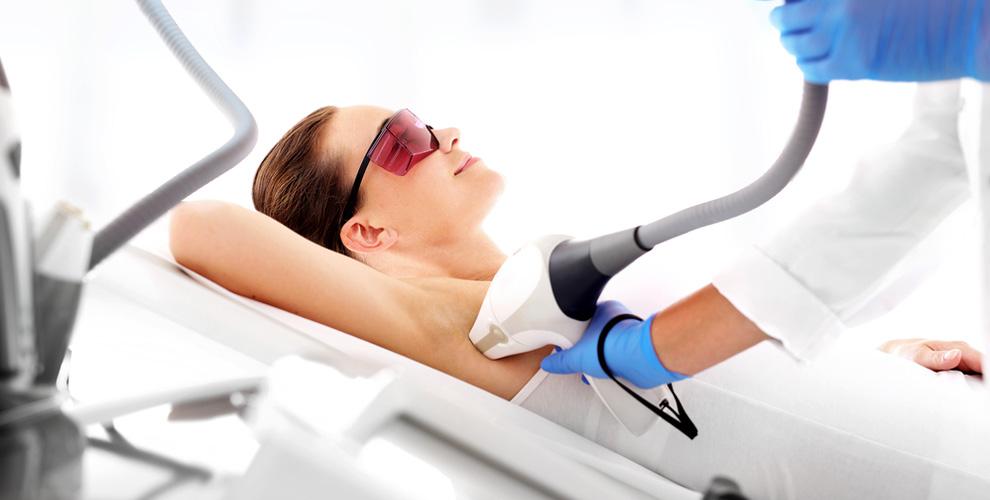 Сеансы лазерной эпиляции в клинике эстетической медицины и косметологии Mary Queen