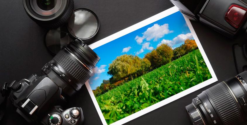 Фотопечать, ксерокопии, термосублимационная печать в сети фотосалонов Baobab