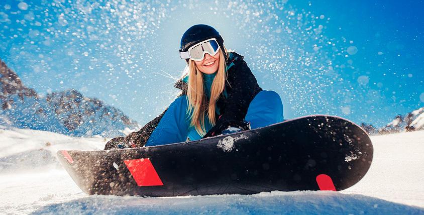 Прокат сноубордическеских комплектов от компании Skateandsnow